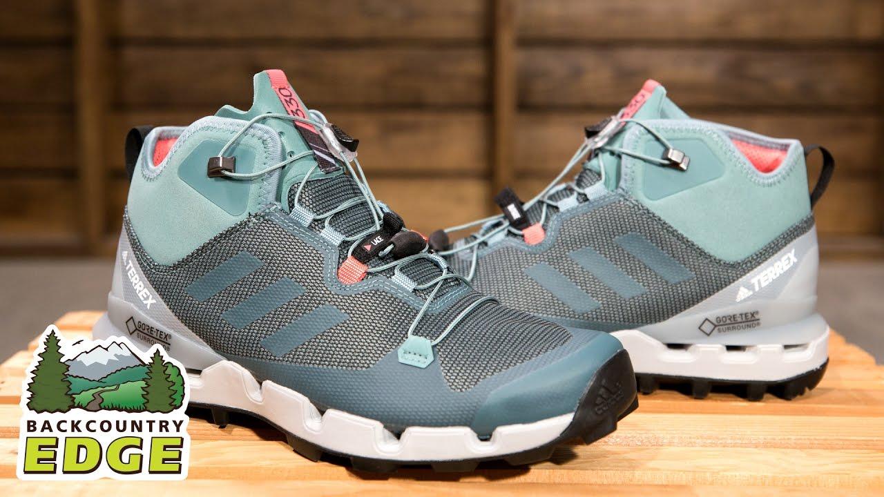 adidas terrex women's hiking boots