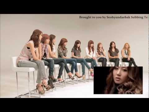 [Vietsub] SNSD - Complete video collection part 4/5