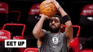 Expectations for Kyrie Irving's return to the Nets   Get Up