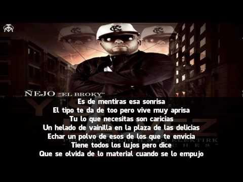 Ñejo - Y Si La Ves (Letra)
