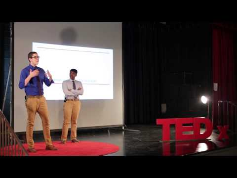 Textbooks, Note Taking and Hide and Go Seek: Parker Edman and Nikhil Malakalapalli at TEDxYouth@NAHS - TEDxYouth  - OiWLkSQ9NPE -