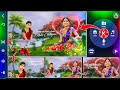 Beautiful whatsapp status video editing | Kinemaster new video editing