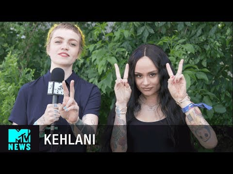 Kehlani on Rihanna, Tattoos & Connecting w/ Fans   Governors Ball   MTV News