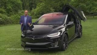 MotorWeek   Road Test: 2016 Tesla Model X