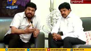 Minister Kollu Ravindra Says Thanks to Former MP Chiranjee..