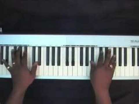 I Can Explain - Rachelle Ferrell - Piano Tutorial