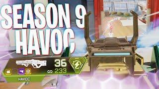 The Season 9 Havoc is Insane! - Apex Legends Season 9