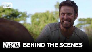 Wrecked: Outtakes - Season 3, Ep. 8 [BEHIND THE SCENES]   TBS