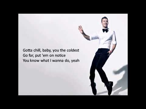 Justin Timberlake - Filthy (Lyrics Video)