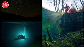 5 Hồ Nước Bí Ẩn Và Nguy Hiểm Nhất Thế Giới   Top 10 Huyền Bí