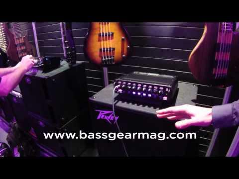 Peavey Mini Mega 1000W Bass Amplifier Head