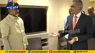 UN Ambassador Syed Akbaruddin Hails AP CM in America..