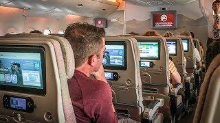 Emirates A380 DXB-LAX - 16 brutal hours in economy class