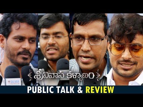 Srinivasa Kalyanam Movie Public Talk & Review- Nithiin, Raashi