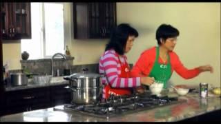 Veggie Cooking Club: Xôi Đậu Phộng