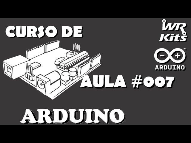 INTERFACE HM SIMPLES COM BOTÕES E LCD | Curso de Arduino #007