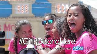 #GirlsBelongHere: International Day of the Girl 2017