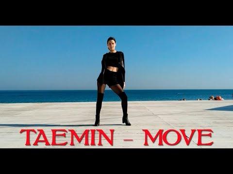 TAEMIN 태민 'MOVE' / DANCE COVER by Alex from A.Win (Solo Ver.)