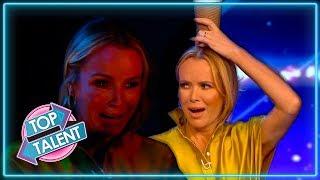Amanda Holden's Best Moments on Britain's Got Talent 2019 | Top Talent