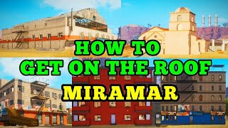 How to Climb Miramar's buildings😍in PUBG Mobile Easy Tricks Android/iOS ||Hindi/Urdu||