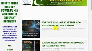 ALL 1506 Receiver AsiaSat 7 Sony Network Working With USB