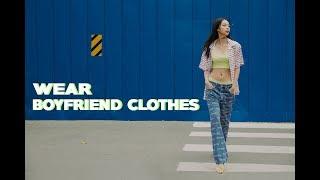 Cô Phí mặc đồ nam sẽ ra sao 💁🏻♂️ ??? WEAR BOYFRIEND CLOTHES 👕👖 | PHÍ PHƯƠNG ANH