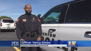 Denton Officer Saves Baby Minutes After Woman Gives Birth In Car