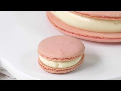 대왕 마카롱 만들기 Giant Macaron   한세 HANSE