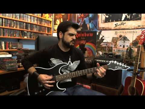 Six Feet Under - Manipulation (guitar cover)
