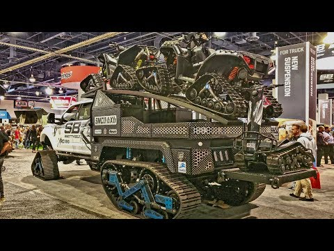 SEMA 2019. Why didn't you fly out to Vegas for this!?