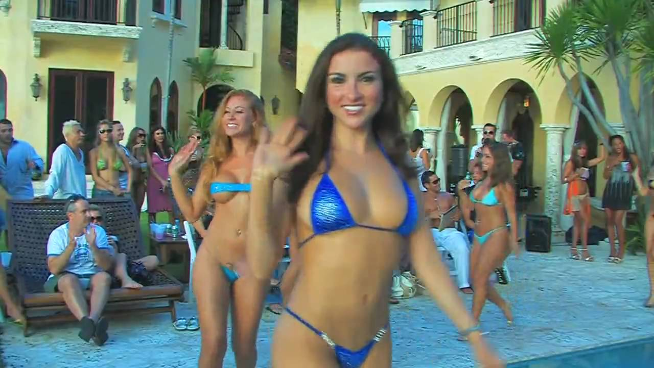 Youtube Thong Bikini 90