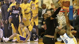 "NBA ""That Was Iconic"" MOMENTS"