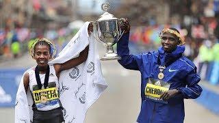 2019 Boston Marathon Race Recap