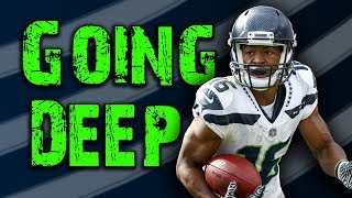 Russell Wilson and Tyler Lockett - The Art of the Deep Ball