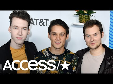 '13 Reasons Why': Devin Druid, Timothy Granaderos & Justin Prentice Talk Possibility Of Season 3