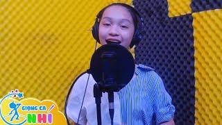Bé gái hát Quảng Bình Quê Ta Ơi như ca sĩ chuyên nghiệp│Minh Ngọc - Tuyệt Đỉnh Song Ca Nhí 2018