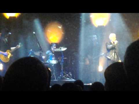 Marie Fredriksson - Tro (Live in Helsingborg)