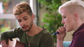 Jordan Fisher's Passion for Music | While the Water Boils Ep 12