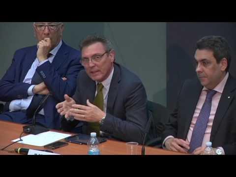Mauro Barisone vice presidente Anci Piemonte al convegno di Torino