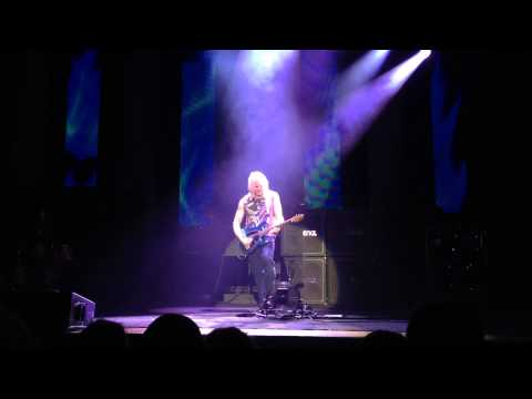 Steve Morse - Contact Lost + Solo (Deep Purple Live 2013 Dortmund)