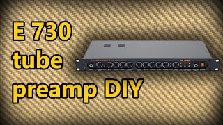 diy-stompbox-26 -guitar-preamp-e730  - Music Videos
