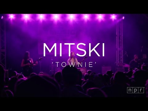 Mitski: 'Townie' SXSW 2016 | NPR MUSIC FRONT ROW