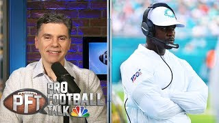 Dolphins can't afford to trade any more players | Pro Football Talk | NBC Sports