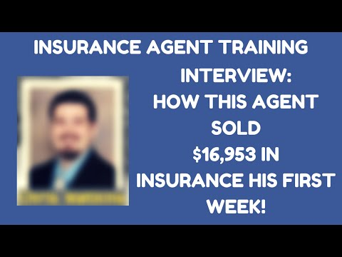 FIRST week $16,953 AP- Final Expense Insurance Agent | How he did it
