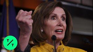 Nancy Pelosi Urges House to Pass $4.5 Billion Emergency Migrant Aid