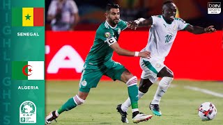 HIGHLIGHTS: Senegal vs. Algeria