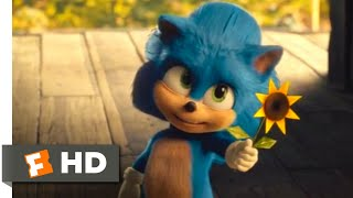 Sonic the Hedgehog (2020) - Young Sonic Scene (1/10) | Movieclips