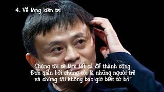 Bài Học Từ Jack Ma - Làm Gì Khi Thất Bại?