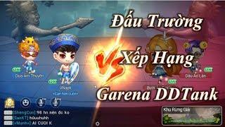 Garena DDTank - Đấu Trường Xếp Hạng Nhiều Cấp Bậc