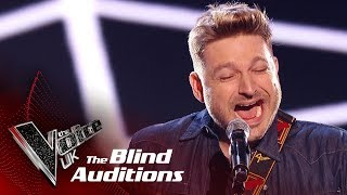 Peter Donegan's 'Bless The Broken Road'   Blind Auditions   The Voice UK 2019